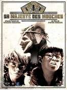Affiche du film Sa majest� des mouches