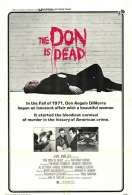 Affiche du film Don Angelo est Mort
