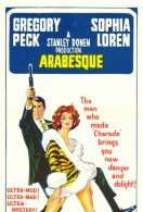 Affiche du film Arabesque
