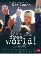 Affiche du film It's a free world...