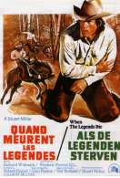 Affiche du film Quand Meurent les Legendes