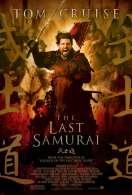 Affiche du film Le dernier samoura�