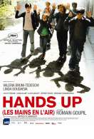 Affiche du film Les Mains en l'air