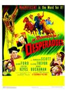 Affiche du film Les Desperados