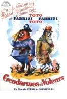 Affiche du film Gendarmes et Voleurs