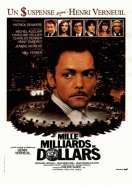 Affiche du film Mille milliards de dollars