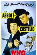 Deux Nigauds Detectives, le film