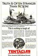 Affiche du film Tentacules