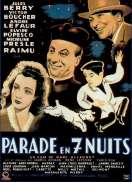 Affiche du film Parade en sept nuits