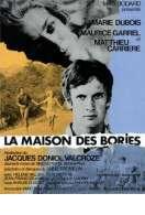 Affiche du film La Maison des Bories