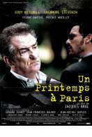Affiche du film Un printemps � Paris