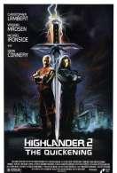 Affiche du film Highlander le retour