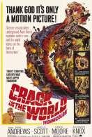 Affiche du film Quand la terre s'entrouvrira