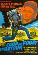 Affiche du film Coup de Fouet en Retour