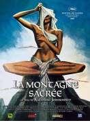 Affiche du film La Montagne sacr�e