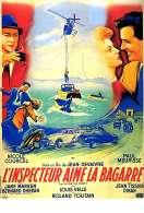 Affiche du film L'inspecteur Aime la Bagarre
