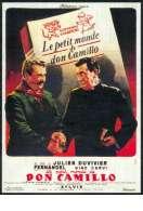 Le petit monde de Don Camillo, le film