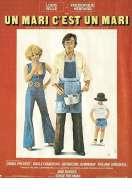 Affiche du film Un Mari C'est Un Mari