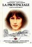 Affiche du film La Provinciale
