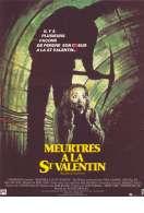 Affiche du film Meurtres a la saint valentin