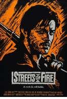 Affiche du film Les rues de feu