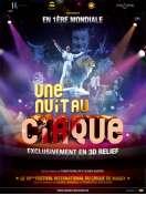 Une nuit au cirque 3D, le film