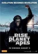 Affiche du film La Plan�te des singes : les origines