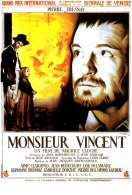 Affiche du film Monsieur Vincent
