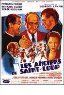 Affiche du film Les anciens de Saint-Loup