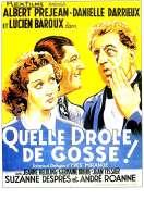 Affiche du film Quelle Drole de Gosse