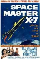 Space Master X-7, le film