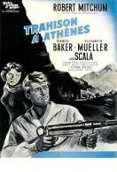 Affiche du film Trahison � Ath�nes