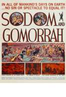 Affiche du film Sodome et Gomorrhe