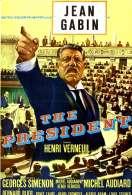 Affiche du film Le Pr�sident