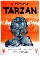 Affiche du film Le Mystere de Tarzan