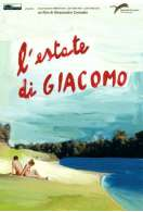 Affiche du film L'�t� de Giacomo