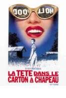 Affiche du film La t�te dans le carton � chapeaux