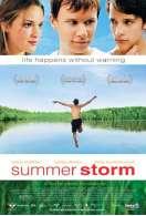 Affiche du film Summer Storm