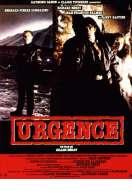 Affiche du film Urgence