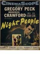 Affiche du film Les Gens de la Nuit