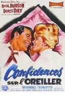 Affiche du film Confidences Sur l'oreiller