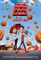 Affiche du film Temp�te de boulettes g�antes