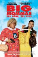 Affiche du film Big Mamma : De P�re en Fils
