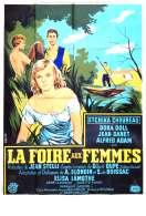 Affiche du film La Foire Aux Femmes