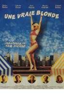 Affiche du film Une vraie blonde