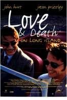Affiche du film Amour et mort � Long Island