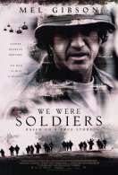 Affiche du film Nous �tions soldats
