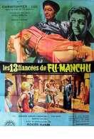 Affiche du film Les Treize Fiancees de Fu Manchu