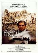 Affiche du film Le christ s'est arret� � Eboli