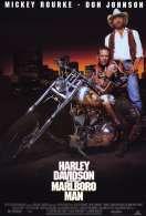 Affiche du film Harley Davidson et l'homme aux Santiags